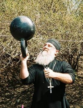 Father John, courtesy of Staley Training Systems