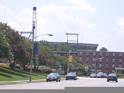The View from College Hill